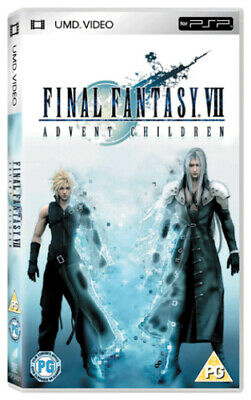 Final Fantasy VII - Advent Children [UMD DVD