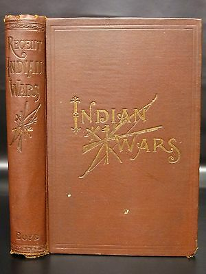 1891 INDIAN WARS Native American TRIBES Sitting Bull OLD WEST Custer MASSACRE