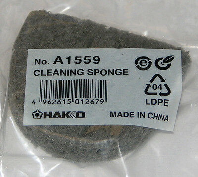 A1559 Hakko Cleaning Sponge for FX888D-23BY FX888D FX888 Soldering Station