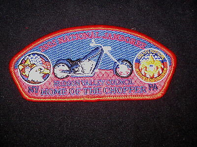 Hudson Valley Council, Home of the Chopper, 2005 Nat'l Jambo JSP   cjp