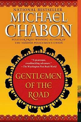 Gentlemen of the Road by Michael Chabon Paperback Book (English)