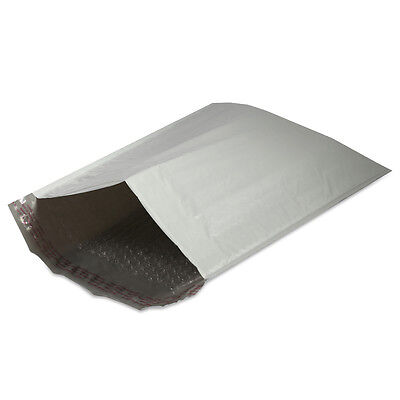 10.5 x 16 Self Seal Tear Proof Poly Bubble Mailers Shipping Bags 100 50 25 15