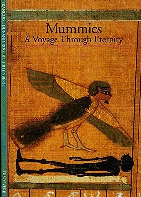 "NEW Mummies ""Voyage Through Eternity"" Animals Pets Mummy Priests 100+ Color Pix"