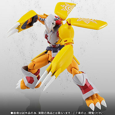 S.H. Figuarts: Digimon Wargreymon Our War Game figure Bandai Tamashii exclusive