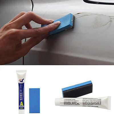 Car Polishing Paste Strong Decontamination Scratch Repair Removal Deluxe