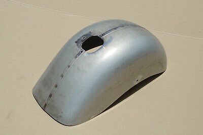 Front Mudguard Bare Metal - Convert your Vespa PX PE to a GS Look A Like