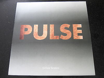 "PULSE ""SURFACE TENSIONS"" 1994 2 x LP SET (HARTHOUSE, TECHNO)"