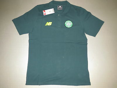 Polo Celtic Glasgow 15/16 Originale New Balance taglia S M L XL XXL nuovo