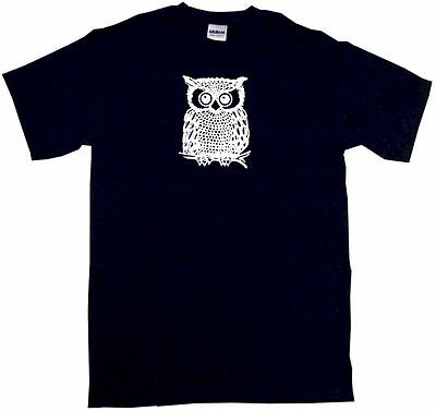 Owl Logo Kids Tee Shirt Boys Girls Unisex 2T-XL
