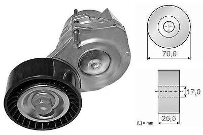 Oem 135Gm0210 Ribbed Auxiliary Drive Belt Tensioner Vauxhall Astra Mk5 Mk6 04-15