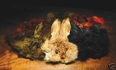 Hare's Mask - Full - Dyed - 11 Colours Available