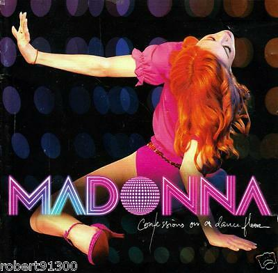 CD audio.../...MADONNA.../...CONFESSIONS ON A DANCE FLOOR..../...