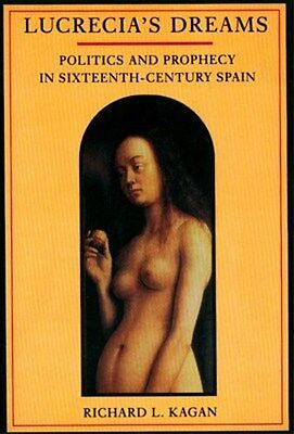 NEW Lucrecia's Dreams Medieval Spain Inquisition Court Intrigue Politic Prophecy • CAD $37.79