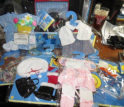 7 Madeline Ragdoll Accessory sets / clothes - Patient/Beach/Travel/Winter/Baller