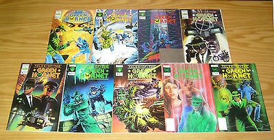 Tales of the Green Hornet #1-2 & vol. 2 #1-4 & vol. 3 #1-3 VF/NM complete series