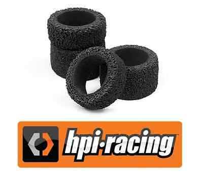 HPI 114262 Foam Tyre Set (Firm/4Pcs) for Q32 RC Car