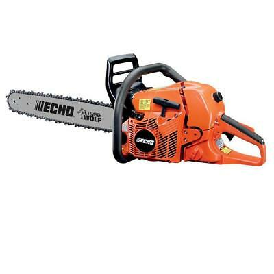 """New Echo CS590-20 Timber Wolf Chainsaw 59.8 CC Engine with 20"""" Bar and Chain"""