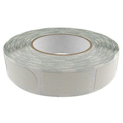 "Storm 1"" White Textured Bowling Ball Thumb Tape Pack Roll 500 Ct"
