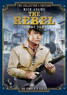 Rebel: The Complete Series - 11 DISC SET (2015, REGION 1 DVD New)