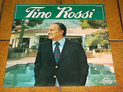 TINO ROSSI - SAME - LP FRANCE in EX!!