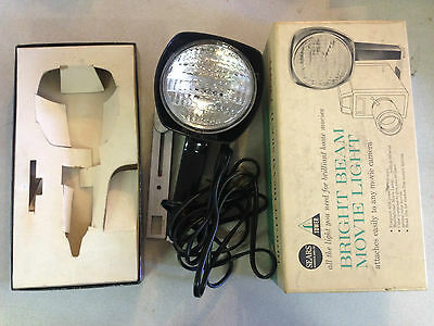 Vintage Sears Roebuck and Co Tower Bright Beam Movie Light NO. 8840