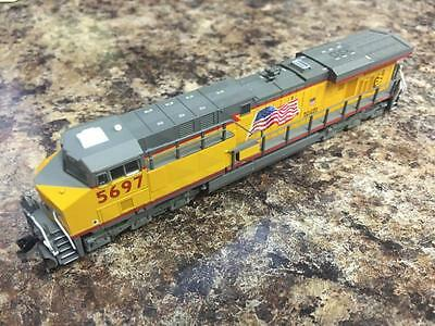 Fox Valley FVM N ES44 GEVO Union Pacific UP 5697