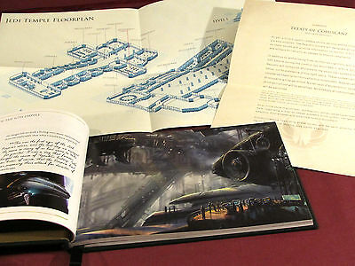 STAR WARS The Journal of Master Gnost-Dural Hardcover 1st edition