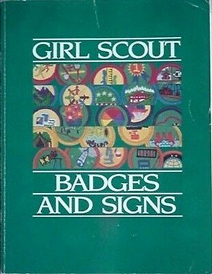 1990 Girl Scouts Badges & Signs (Girl Scouts Of The U.s.a.