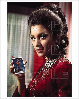 LIVE AND LET DIE 8X10 Photo 01 JANE SEYMOUR James Bond 007