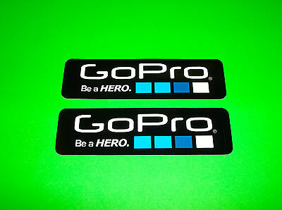 Go Pro Gopro Hero 1 2 3 Hd Camera Video Recorder Camcorder 6 Inch Stickers Decal