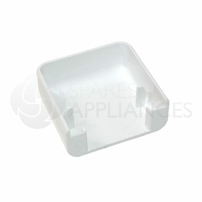 Universal Air Conditioning Trunking End Cap 32x35mm