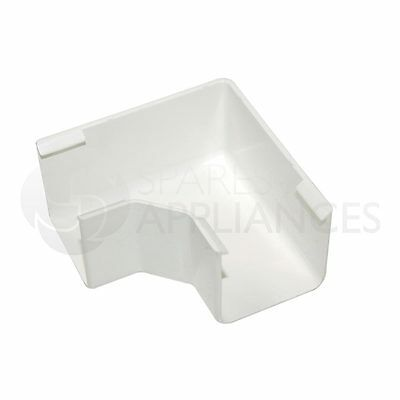 Universal Air Conditioning `L' Cover Shroud 32x35mm