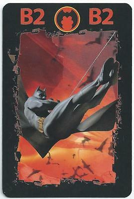 Happy Families - Batman Begins - Card B2