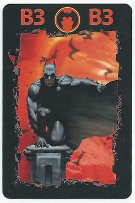 Happy Families - Batman Begins - Card B3
