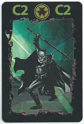 Happy Families - Batman Begins - Card C2