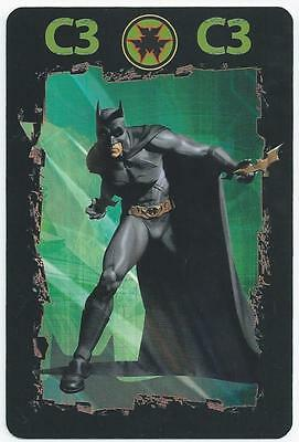 Happy Families - Batman Begins - Card C3