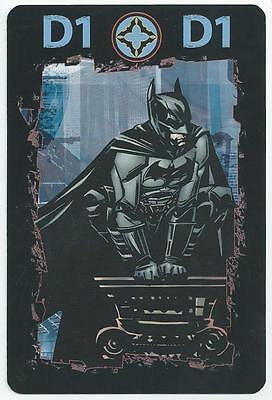 Happy Families - Batman Begins - Card D1