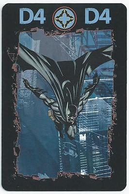 Happy Families - Batman Begins - Card D4