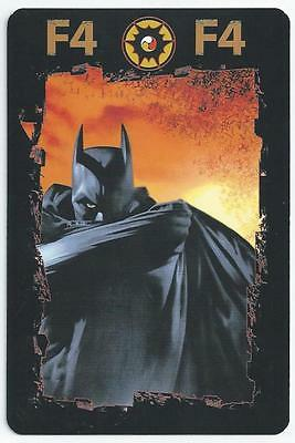 Happy Families - Batman Begins - Card F4