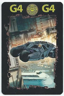 Happy Families - Batman Begins - Card G4