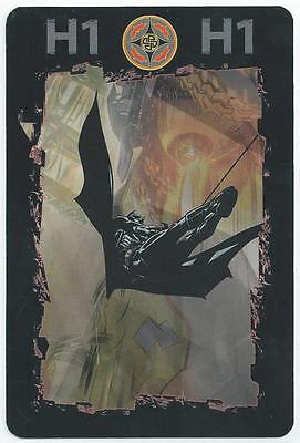 Happy Families - Batman Begins - Card H1