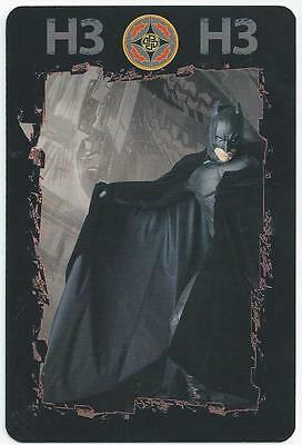 Happy Families - Batman Begins - Card H3