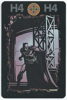 Happy Families - Batman Begins - Card H4