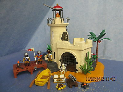 4294 Soldaten Bastion Blinklicht Figuren Gefängnis Playmobil 6325
