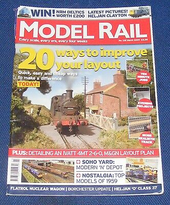 Model Rail Magazines Various Issues 2009