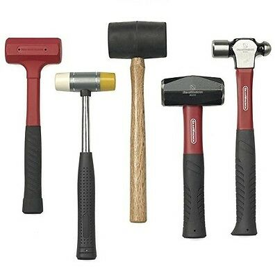 GearWrench 82303D 5 Piece Hammer Set NEW
