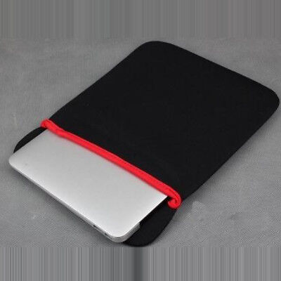 """15.6"""" Double-Side Soft Sleeve Protection Case Bag Cover For Notebook Laptop"""