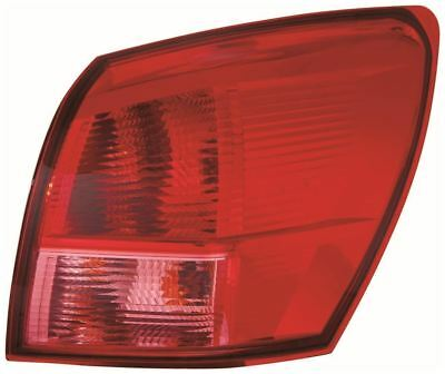 Nissan Qashqai 2007-2010 Outer Wing Rear Tail Light Lamp O/S Drivers Side Right