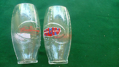 Budweiser beer superbowl XLIV NFL glass National football league 2010