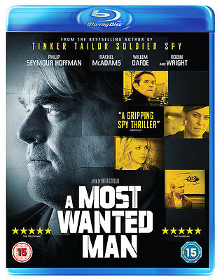 Most Wanted Man Blu-Ray Brand New Region B